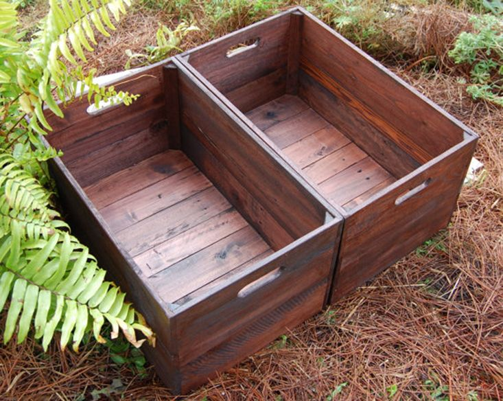 Large Looney Bin Crates Wooden Crates For Sale Crates Wood Crates For Sale