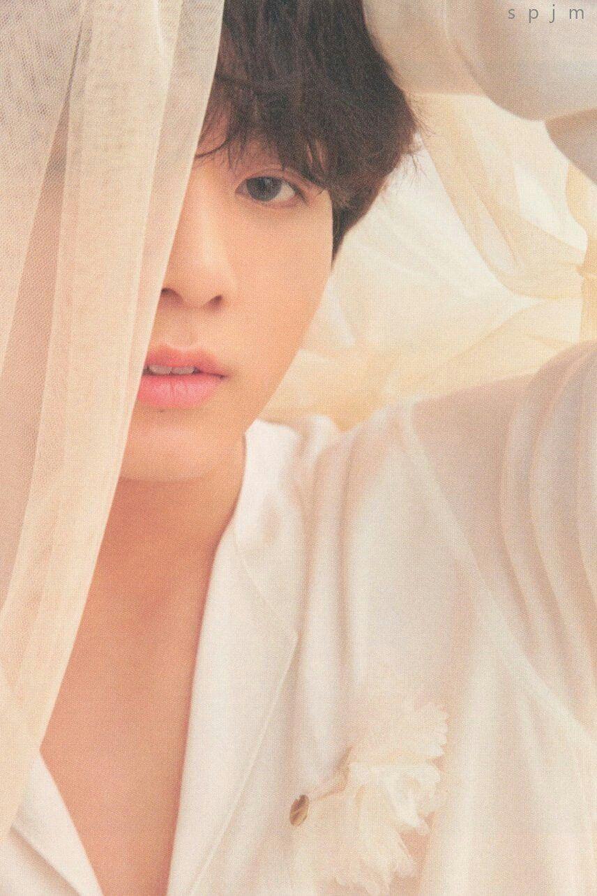 Scan Love Yourself 轉 Tear U Version Jungkook