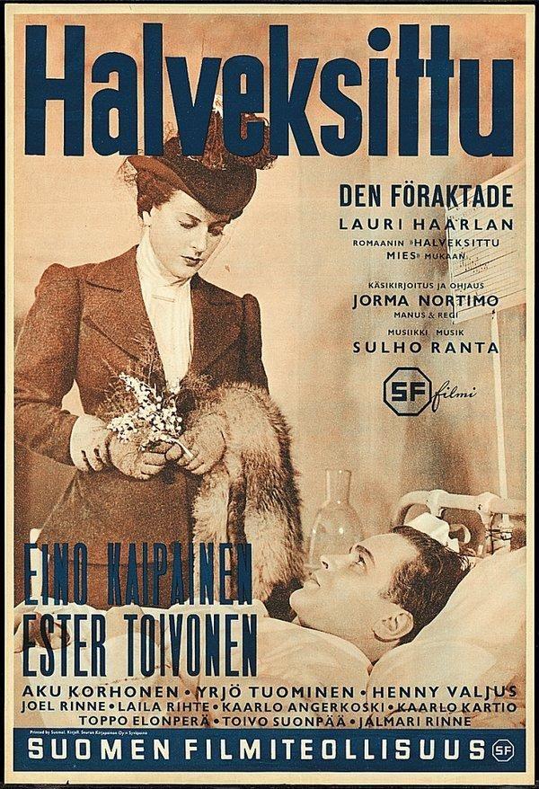 Halveksittu (1939)