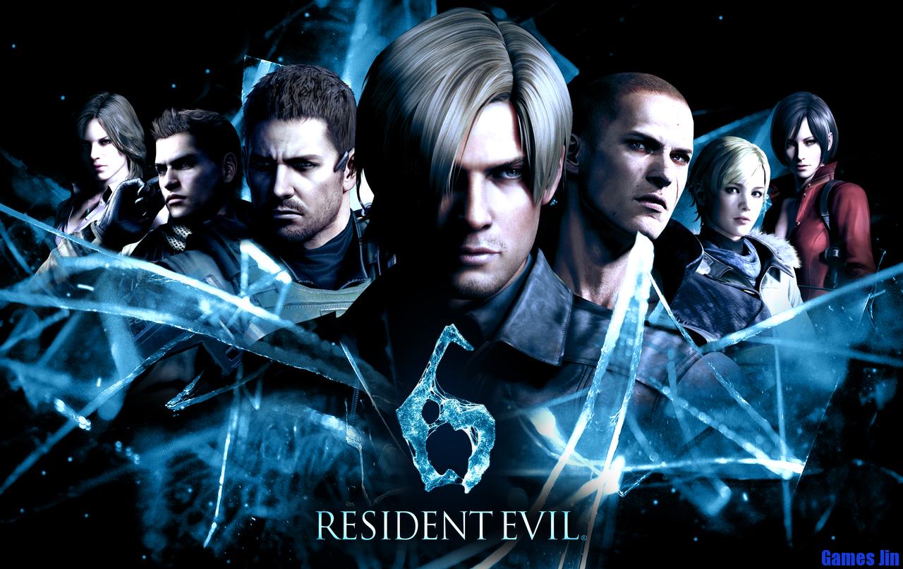 Resident Evil 6 Free Download - Resident Evil 6 Free