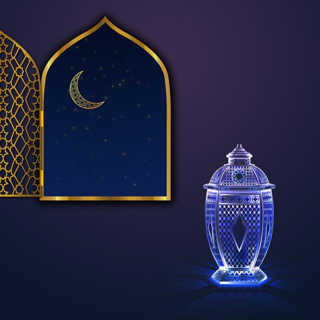 رمضان الفانوس الأزرق الخلفية رمضان خلفية رمضان الإطار الإسلامي Png وملف Psd للتحميل مجانا Ramadan Background Blue Lantern Ramadan Poster