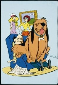 Dinky Dog Reminds Me Of Scooby Doo Scooby Doo Pinterest