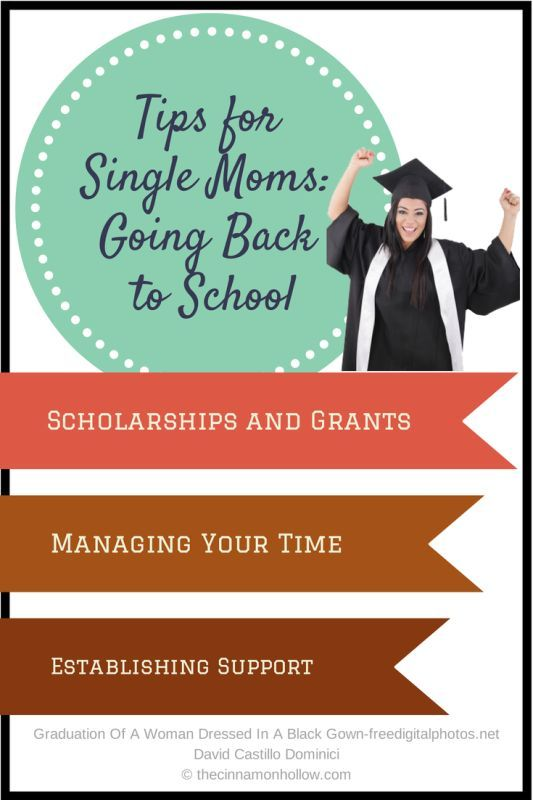 Tips for Single Moms: Going Back to School | Single mom, Going back to  school, Single mom meme