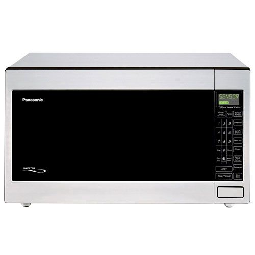 Home Panasonic Microwave Panasonic Microwave Oven Stainless Steel Microwave