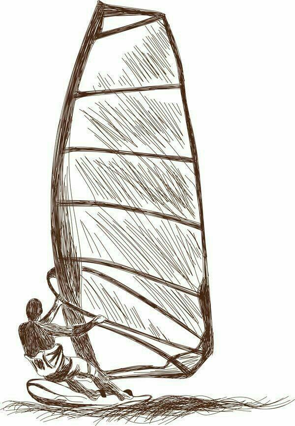 Epingle Par Juan Terfi Sur Windsurfing And Kitesurfing Planche A Voile Panda Dessin Kite Surf