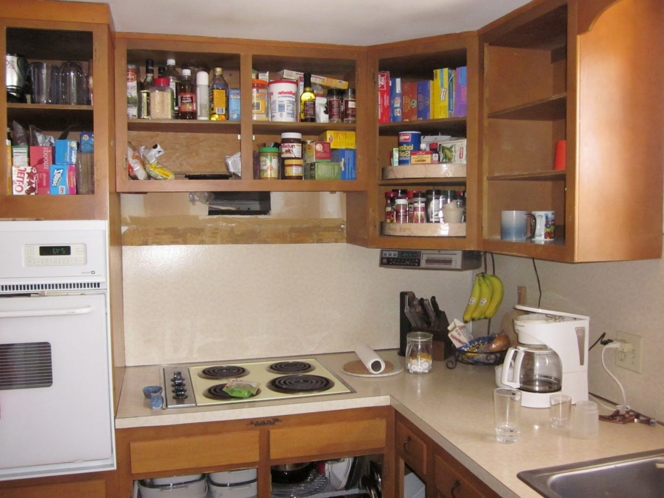 20+ Cabinet Boxes without Doors - Apartment Kitchen ...