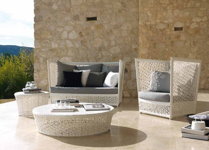 Salon de jardin Tunis by Expormim | Extérieur | Oriental furniture ...
