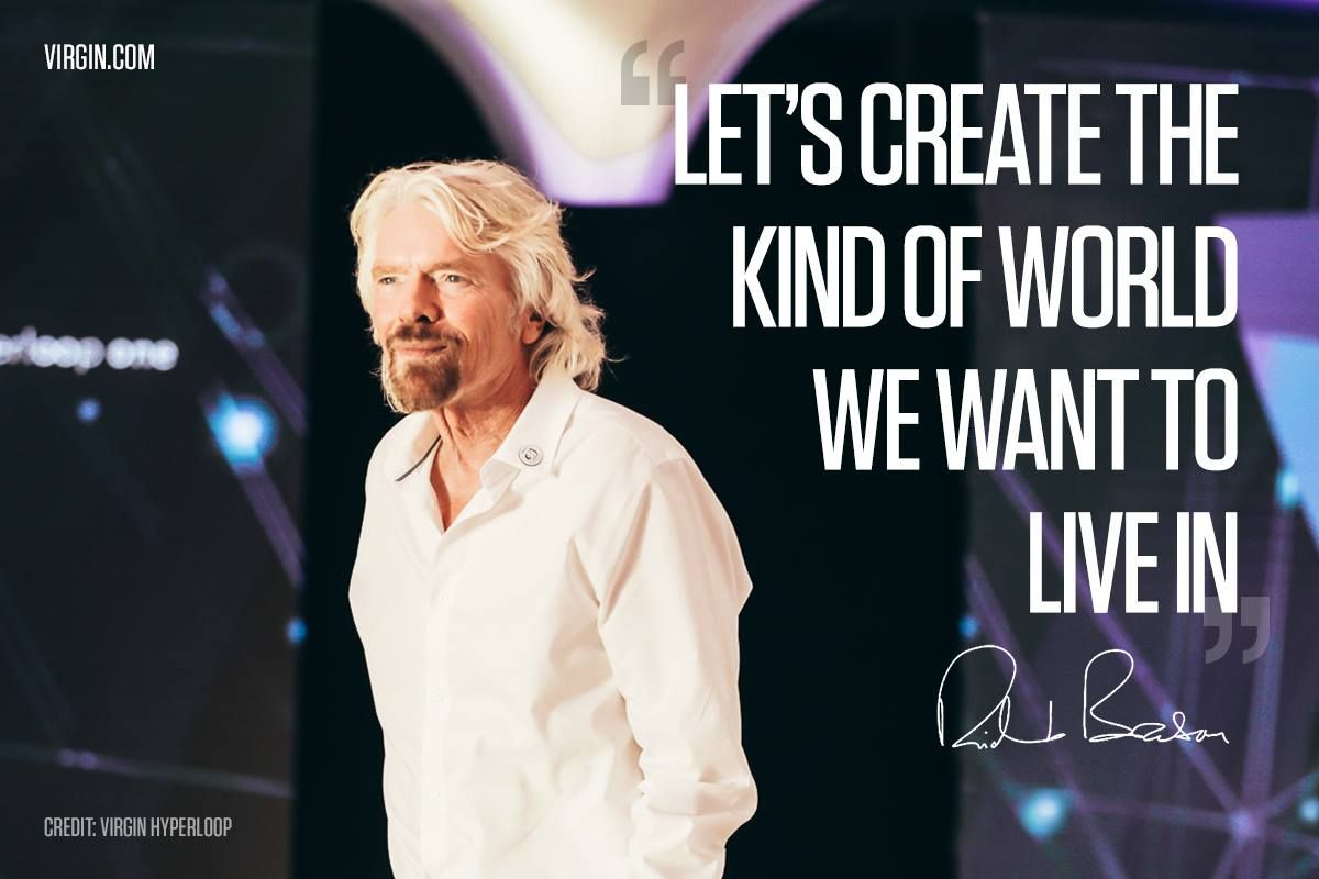 Richard Branson: The Life and Business Lessons of Richard