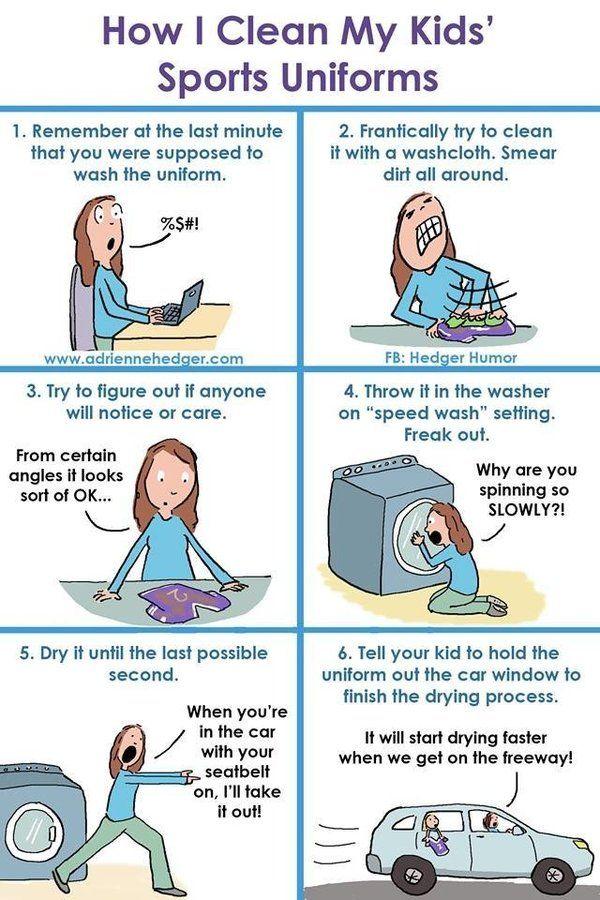 18 Comics That Sum Up Parents Laundry Struggles Parenting Comics Parenting Hacks Funny Parenting Humor