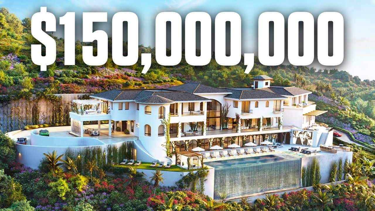 Most Expensive Homes For Sale In Bel Air Youtube In 2020 Expensive Houses Bel Air Architecture Design