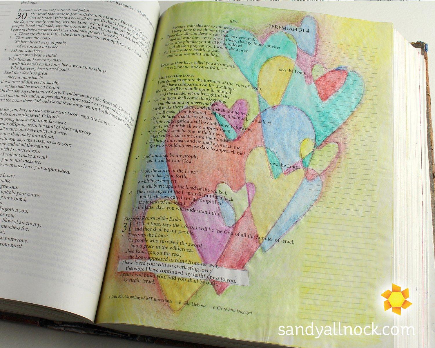 Bible Journaling is a creative journey in the Word of God – and it's a very personal one, so everyone approaches it differently! I've gathered a list of my favorite resources belo…