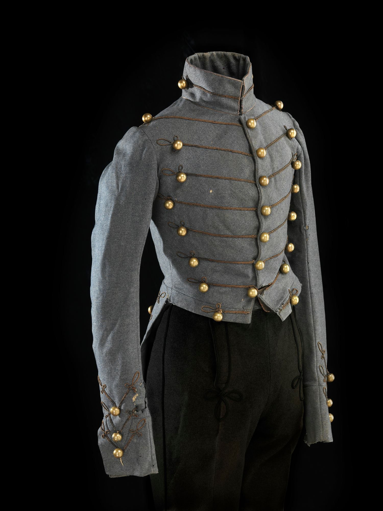 West Point Cadet Coatee Of US Grant Class Of  National - Military museums in us