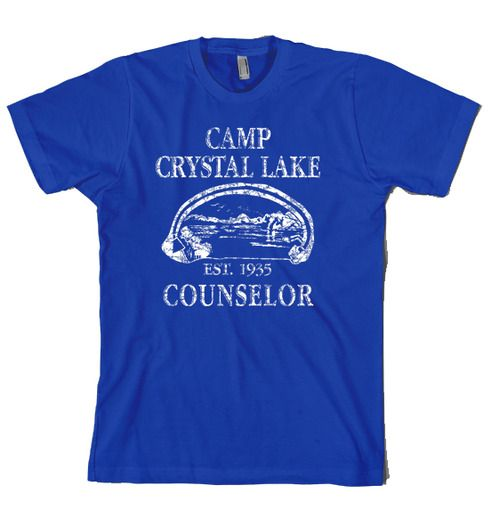 Camp Crystal Lake T