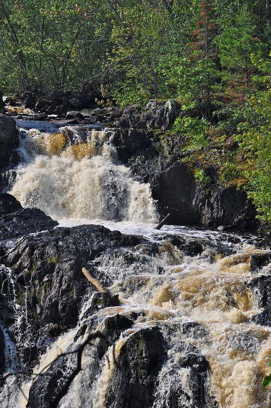 Kawashiwi Falls in 2019   * Conservation - National Parks