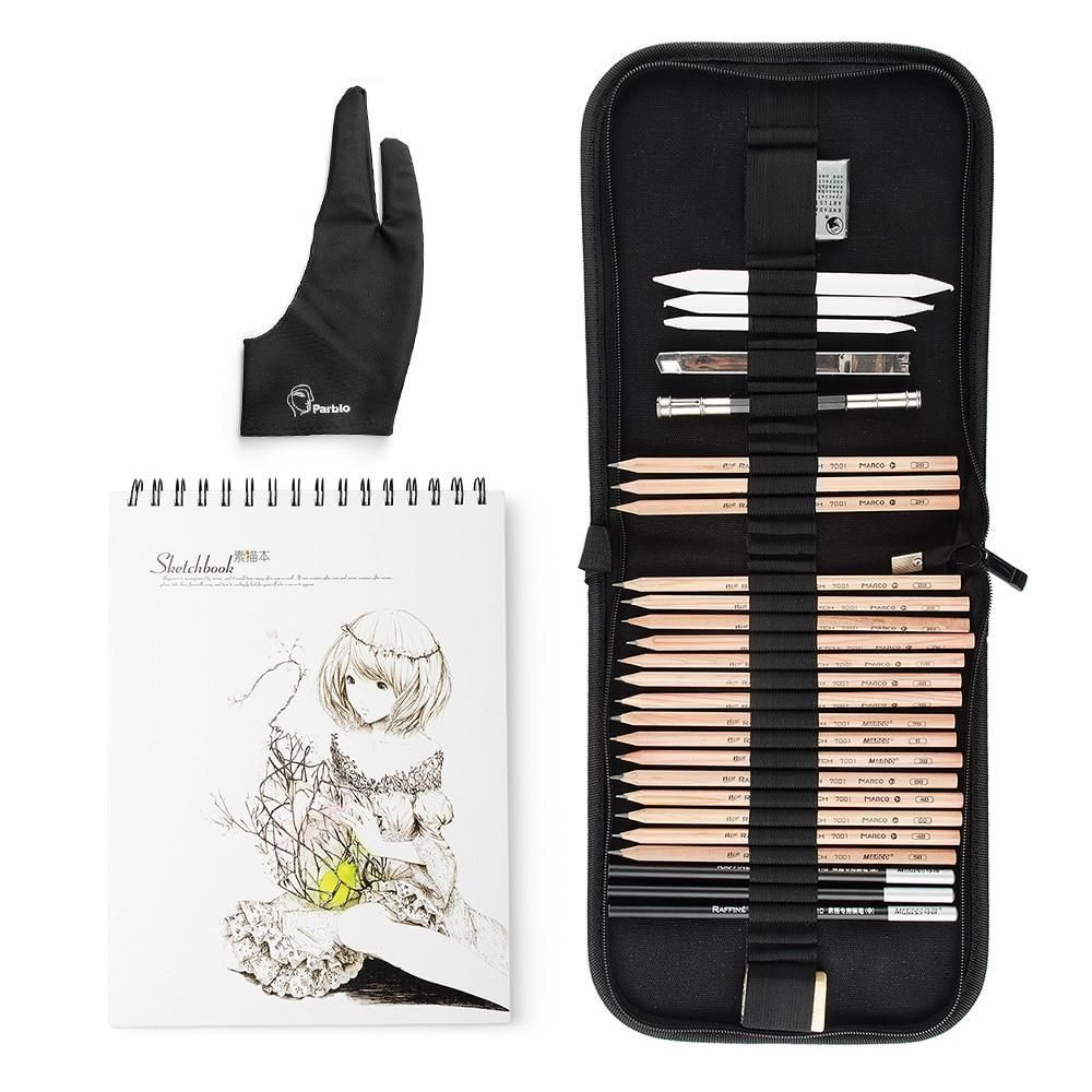11 best markers pens colored pencils for manga anime
