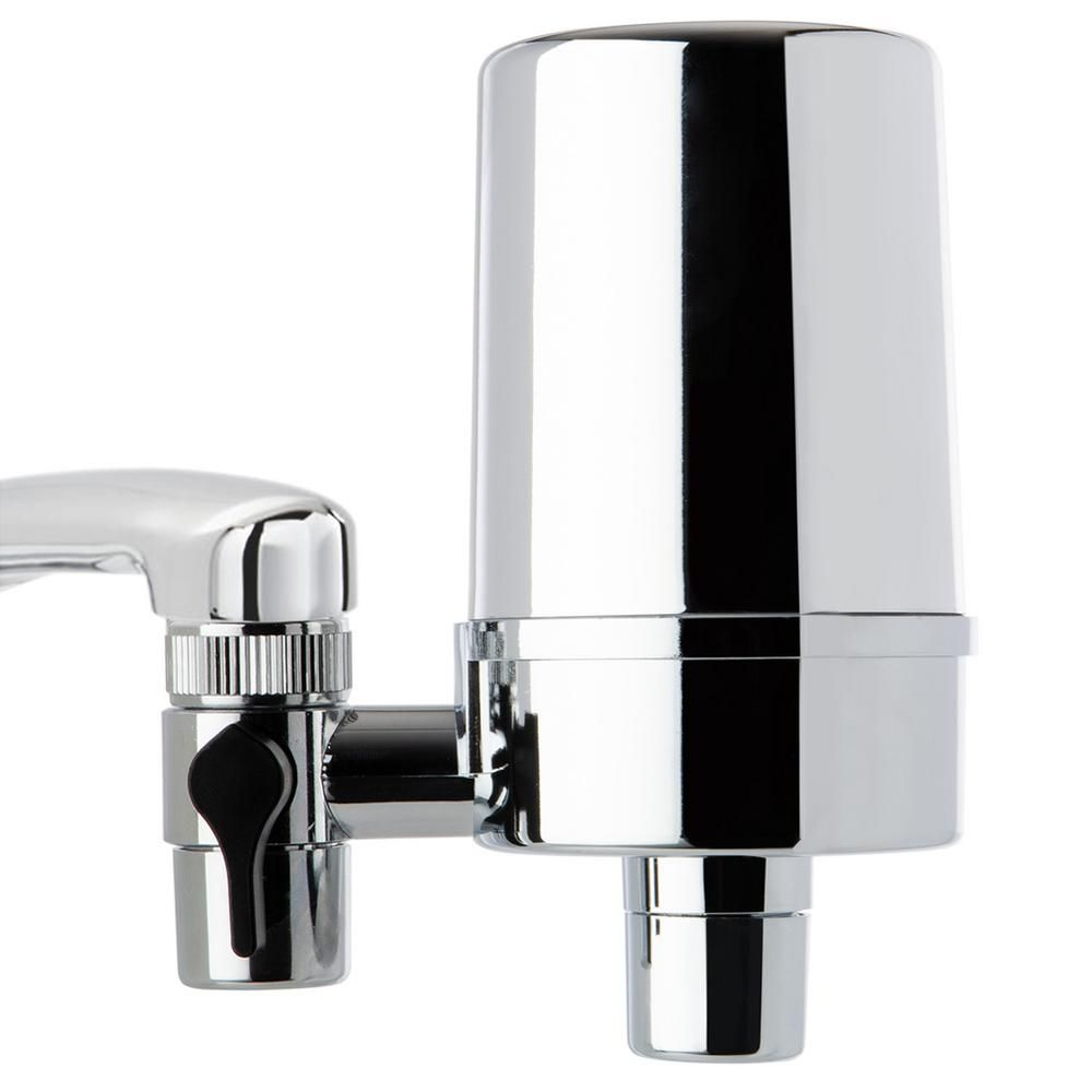 Aquaboon Water Filter Purifier Faucet for Any RO Unit or Water Filtration System With Crome Tip
