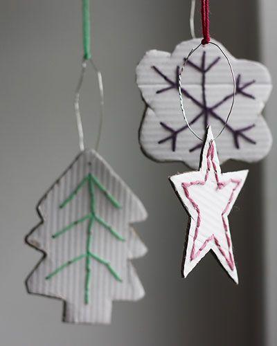 Weihnachten: Basteln mit Kindern