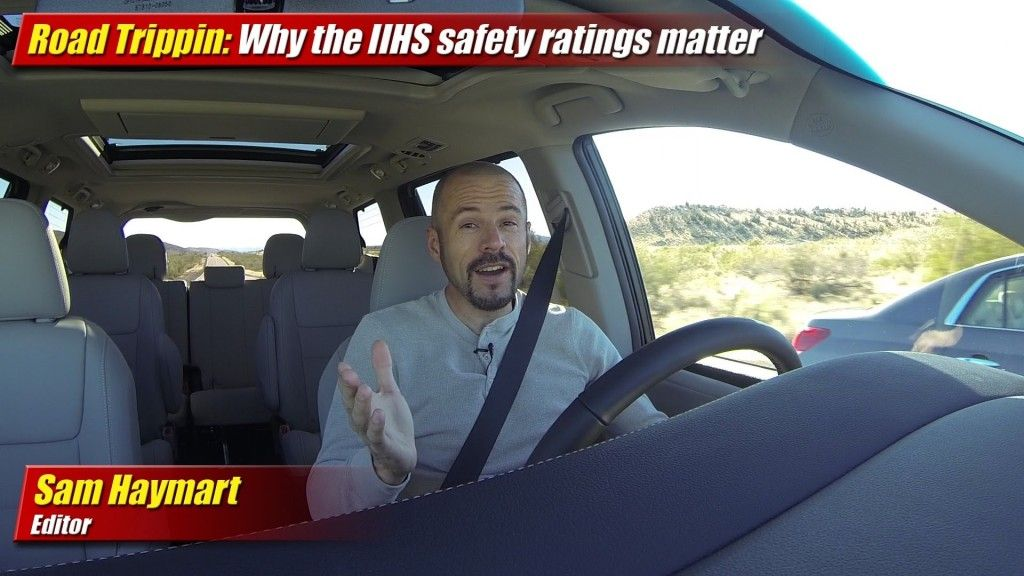 Road Trippin Why The Iihs Safety Ratings Matter Road Trippin