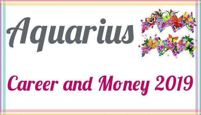 january aquarius career horoscope