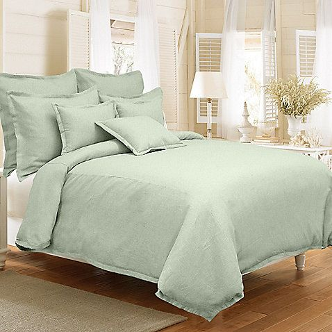 Sage Green Duvet Cover From Bed Bath And Beyond Apartment