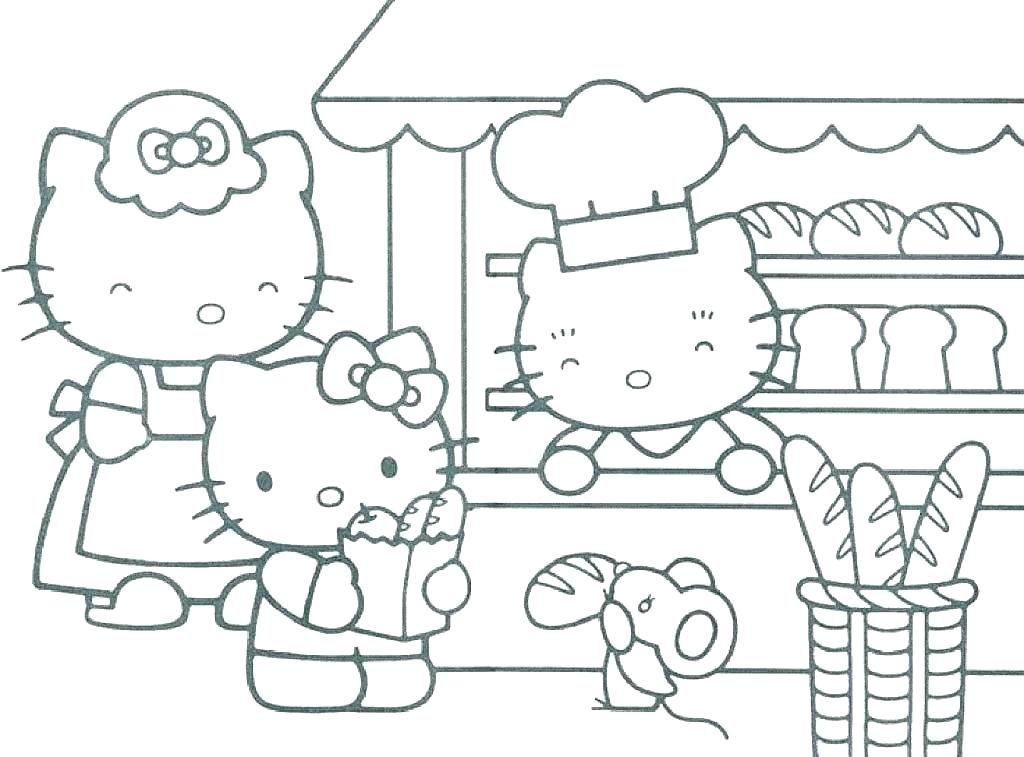 Printable Hello Kitty Coloring Pages Online In 2021 Hello Kitty Colouring Pages Hello Kitty Coloring Kitty Coloring