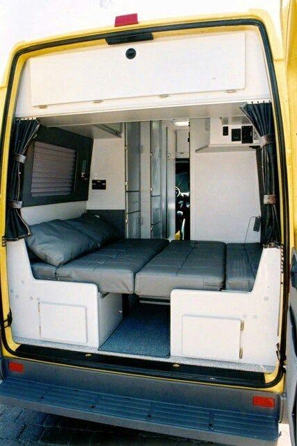 Camper Van Ideas 50