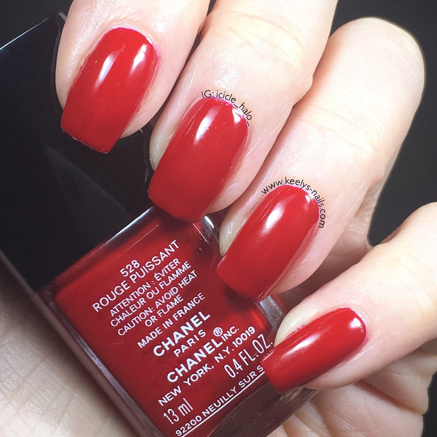 Chanel Nail Polish Fall 2016 Swatches Keely S Nails Neon Nail Polish Neon Nails Nail Polish