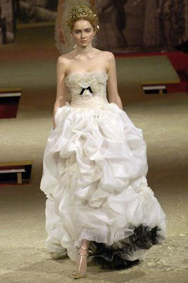 Lacroix Wedding Dresses Master That Is A With This Dress Would Be Fabulous
