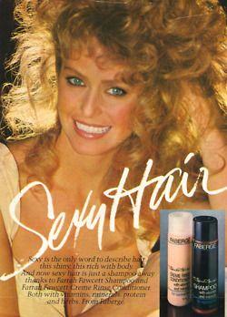 Farrah - Sexy Hair 1970s