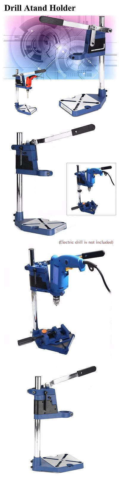 Drill Presses 71296 Bench Drill Press Stand Holder Clamp Base Frame For Electric Power Drill Machine Buy It Now Only 30 96 Drill Press Stand Drill Press Drill