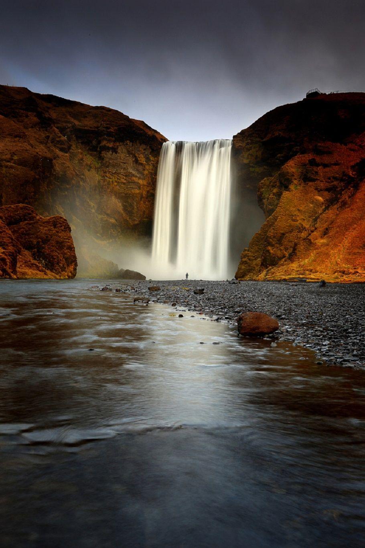 Skógafoss, Iceland Russo Francesco