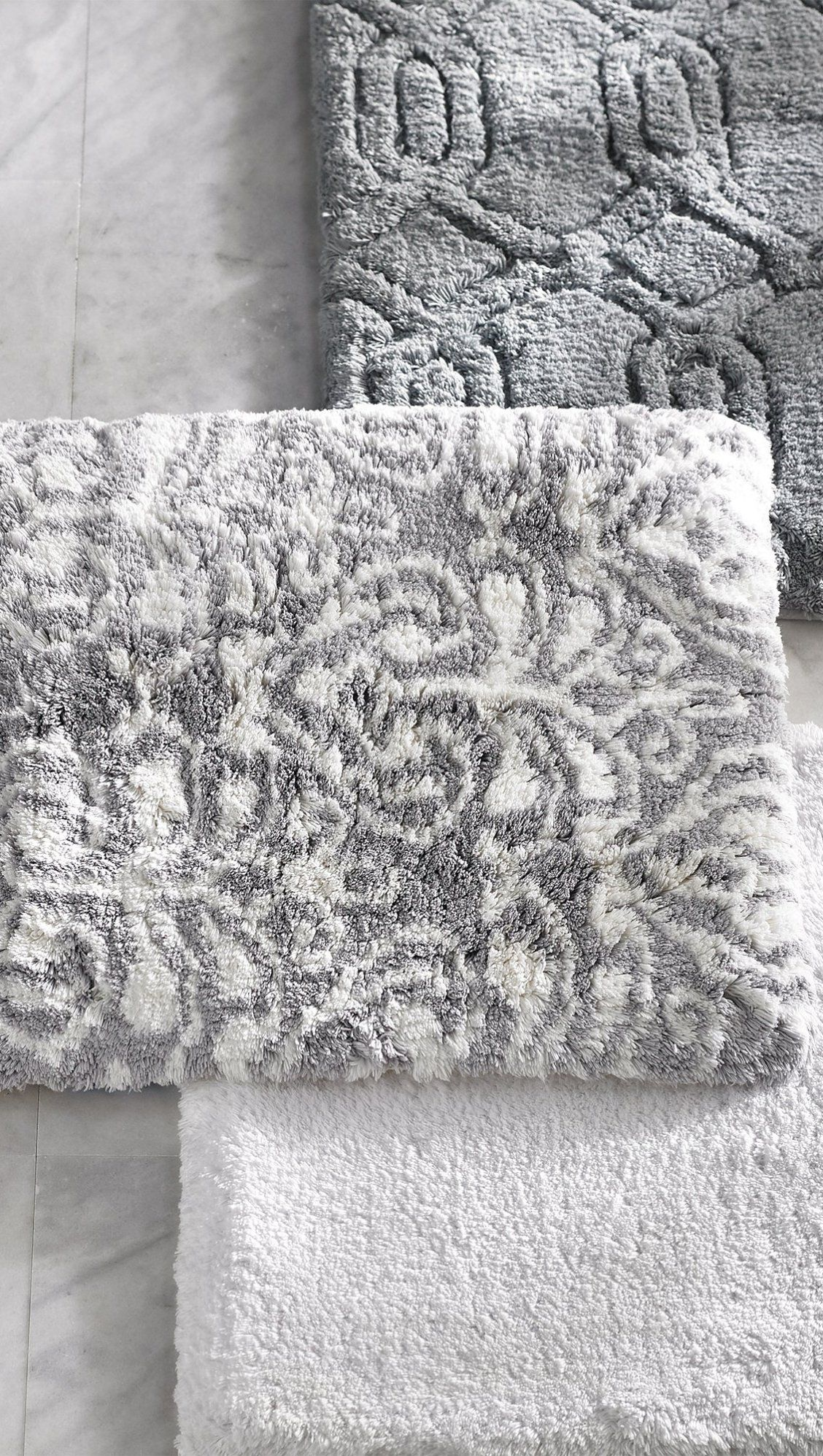 Luca Removable Memory Foam Bath Rug With Images Memory Foam