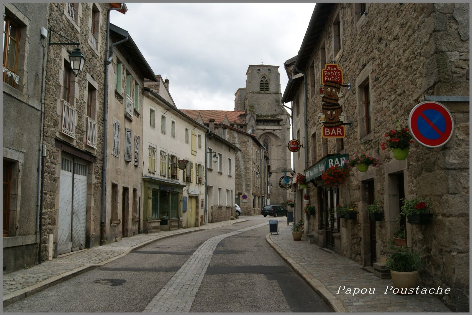 La Chaise Dieu La Chaise Dieu Auvergne Haute Loire