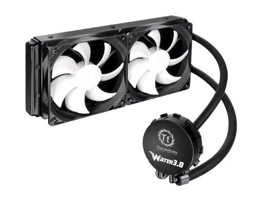 Thermaltake Water 3 0 Extreme All In One Liquid Cooling System