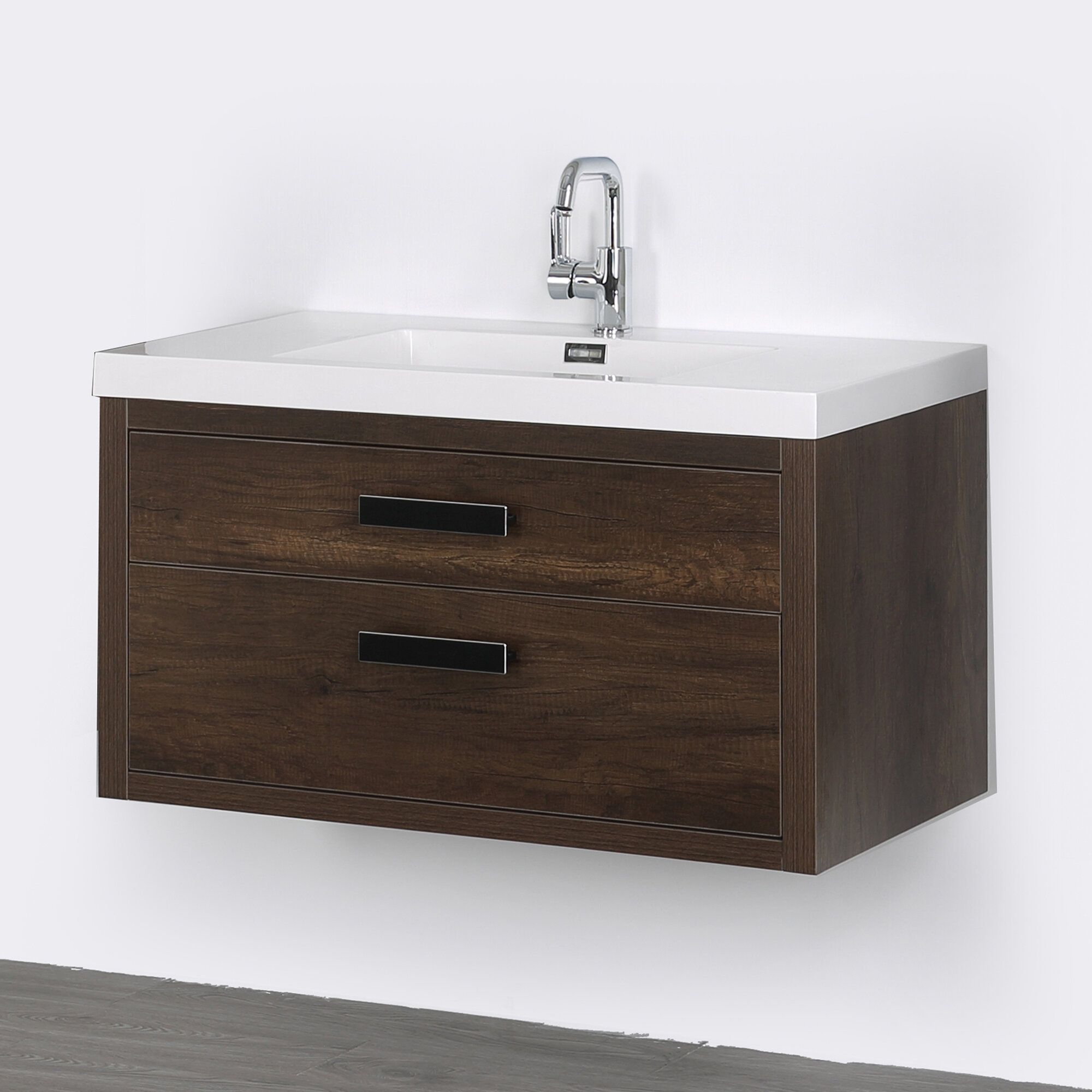 wayfair floating vanity