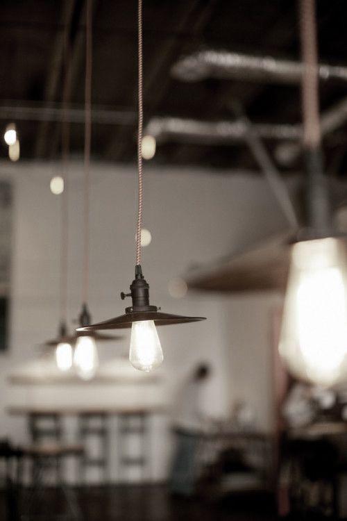 Lighting #cafe style