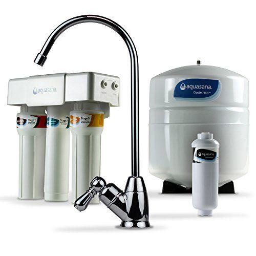 Aquasana Aq Ro 3 56 Optimh2o Reverse Osmosis Fluoride Wat