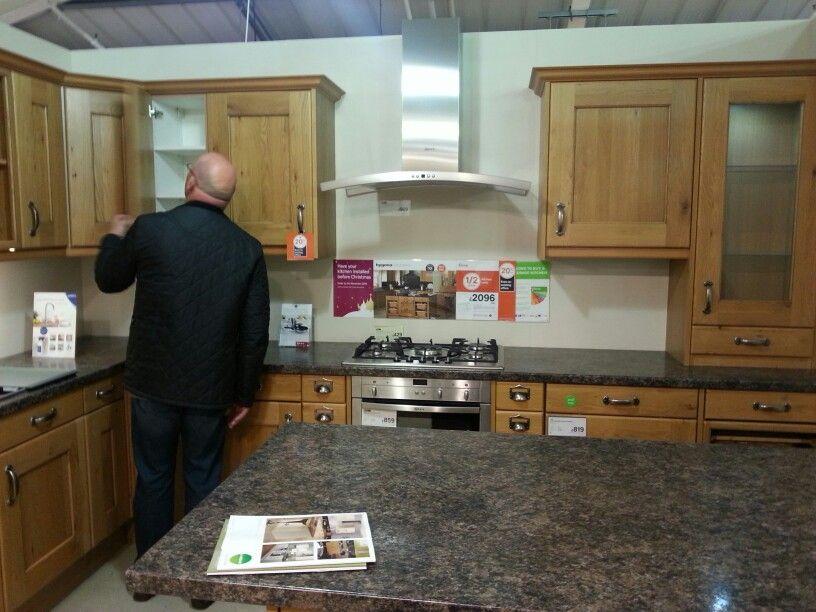 Wood and granite combo Homebase   Kitchen, Kitchen