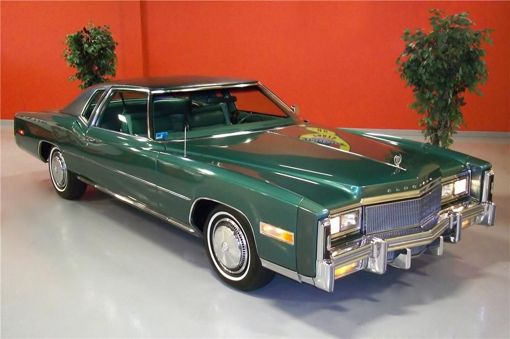 this 1977 cadillac eldorado 2 door coupe is admittedly a. Black Bedroom Furniture Sets. Home Design Ideas
