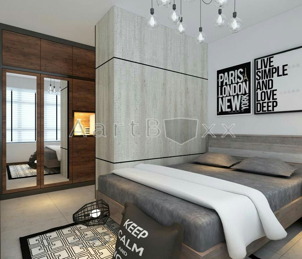 Walk In Wardrobe In A 3 Room Bto Luxury Bedroom Master Luxury