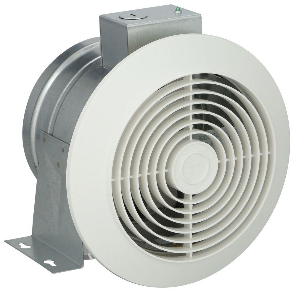 Broan Nutone 60 Cfm Ceiling Exhaust Fan In White 673 The Home Depot Ceiling Exhaust Fan Ceiling Fan Bathroom Exhaust Fan