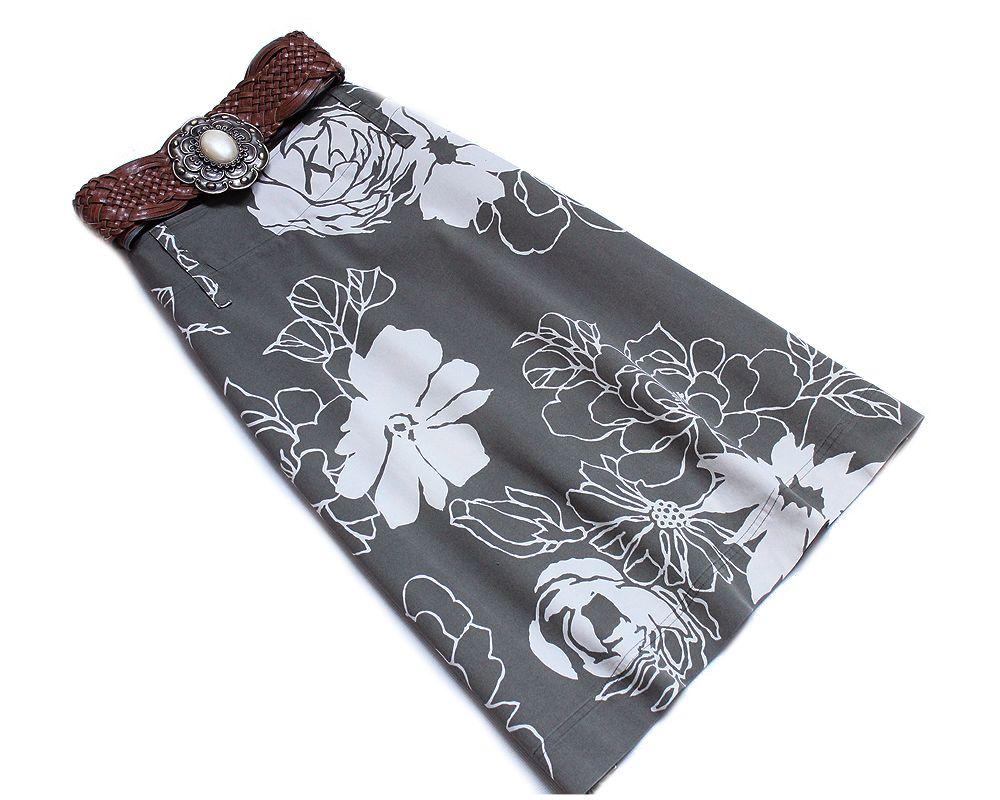 Spodniczka W Kwiaty Fashion Skirts Floral Skirt