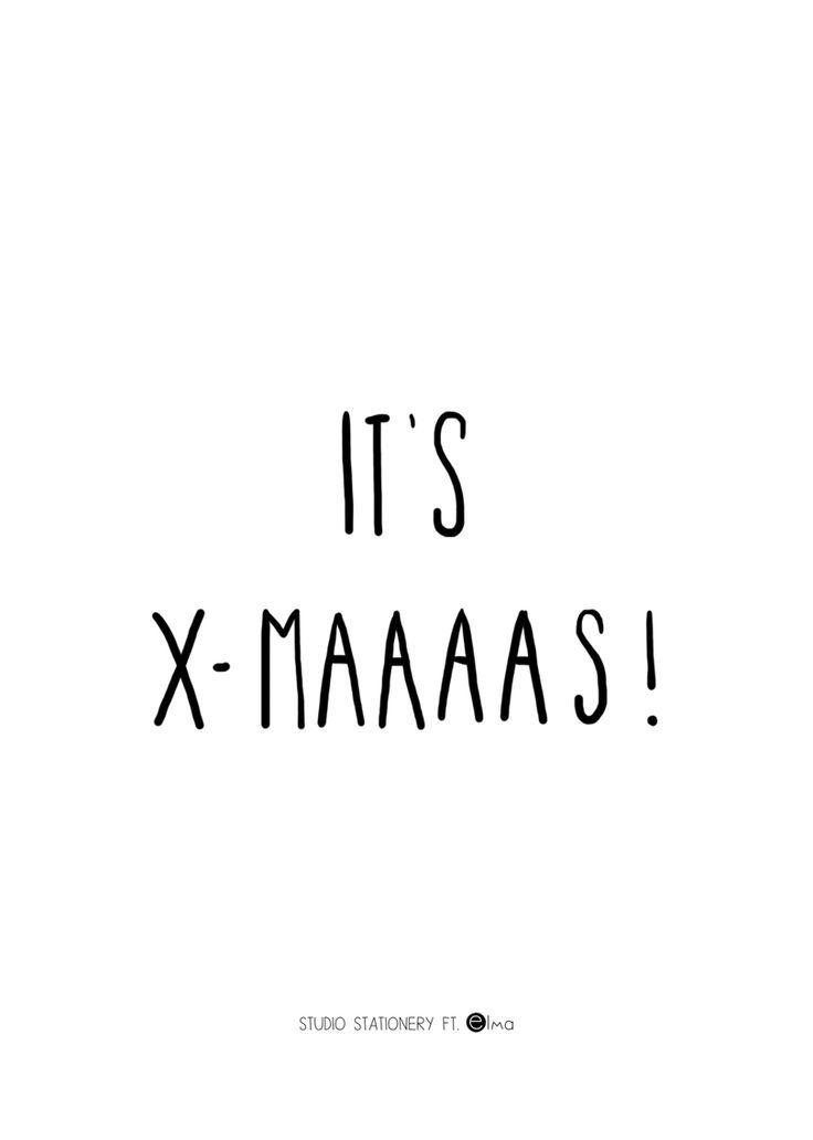 citater til julekort christmas winter | Be merry and a big fat Santa | Jul citater, Jul  citater til julekort