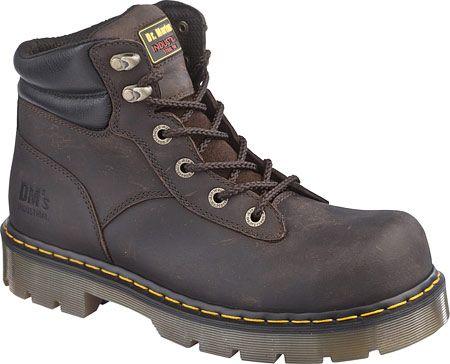 931578ff29f Dr. Marten s industrial (Gaucho Volcano Leather). Men BootsShoe ...