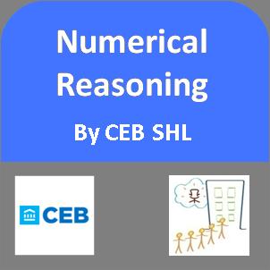 Niojak HR Mall | CEB SHL Online Numerical Reasoning Test | CEB SHL