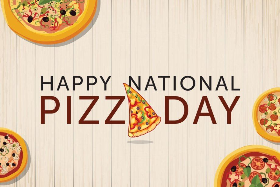 Our Friday Just Got A Little Bit Tastier It S Nationalpizzaday Celebrate The Day With A Slice Covered With Your Favor National Pizza Pizza Day Syn Free Food