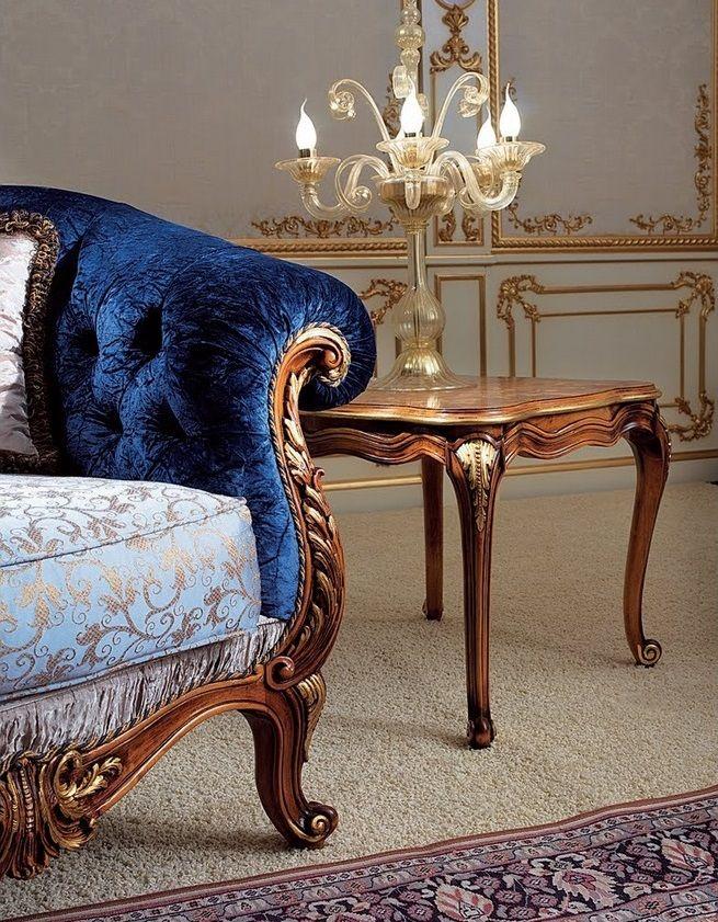 Detalle brazo sof tallado mueble cl sico en 2019 - Muebles antiguos cordoba ...