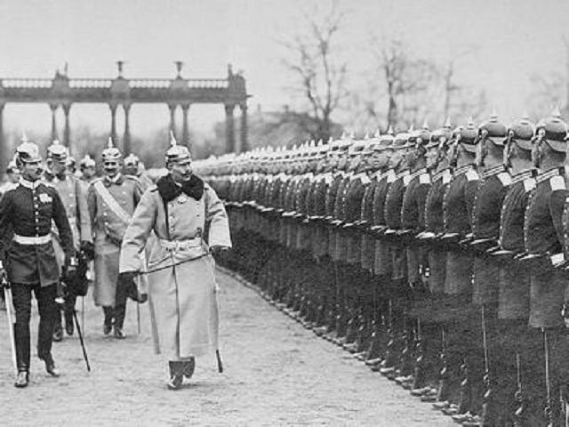 Was Germany Justified in WWI? - http://www.warhistoryonline.com ...