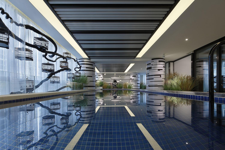 Gallery Of Hanhai Luxury Condos Archimorphic 13 Luxury Condo Luxury Penthouse Condo