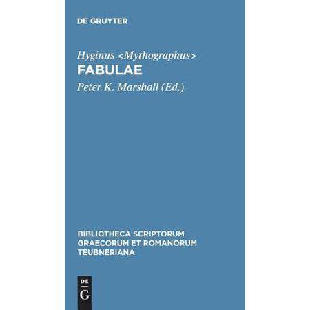 Fabulae Hardcover